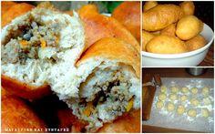 Πιροσκί καταπληκτικά σε γεύση !!! ~ ΜΑΓΕΙΡΙΚΗ ΚΑΙ ΣΥΝΤΑΓΕΣ Cyprus Food, Banana Bread, Desserts, Blog, Tailgate Desserts, Deserts, Postres, Blogging, Dessert