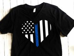 A personal favorite from my Etsy shop https://www.etsy.com/listing/523864185/thin-blue-line-grunge-heart Police, police wife, back the blue, thin blue line, police mom, law enforcement, heroes, cop, cops, cop wife, cop life, back the badge.
