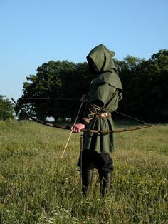 Bowman Tunic - Medieval and Renaissance Clothing, Costume || I think I'd just wear this costume around everywhere!