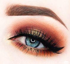 Makeup Geek Cosmetics Duochrome Eyeshadow Set Eyelook Ritzy Voltage