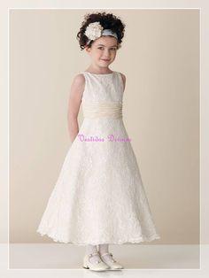 VESTIDOS PARA NIÑAS DE MATRIMONIO - Vestidos para boda de niñas - Vestidos de…