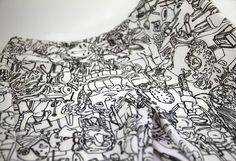 White Leggings, My Design, Tapestry, Detail, Etsy, Shopping, Women, Fashion, White Leggings Outfit