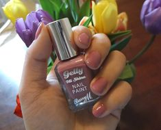 One of the pretties colour for spring! :)