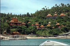 Santhiya Koh Phangan Resort & Spa 5* in Thong Nai Pan on the Eastcoast of Koh Phangan in Thailand