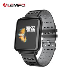 3cfcfcc62 LEMFO Q8 Smart Watch Men IP67 Life Waterproof Professional Sport Modes Long  Standby Support Multiple Languages Smartwatch Women