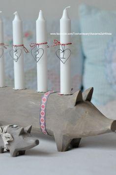 Maileg Pig Christmas