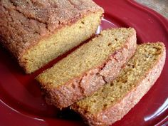 """""""This Amish Friendship Bread variation is very moist with plenty of banana and caramel flavor."""""""