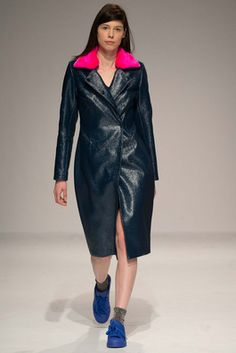 Yasya Minochkina Kiev Fall 2015 Fashion Show: Complete Collection - Style.com