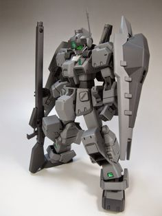 HGUC 1/144 GM Sniper Custom III - Customized Build - Gundam Kits Collection News and Reviews