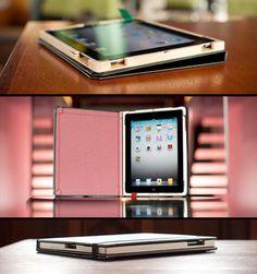 3 different iPad cases