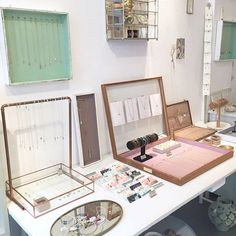 Good morning! Lots of lovely new jewelry in our shops! #alltheluckintheworld #utrecht #zadelstraat #amsterdam #gerarddoustraat #linnaeusstraat #de pijp #amsterdamoost #conceptstore #jewelry #jewellerycollection
