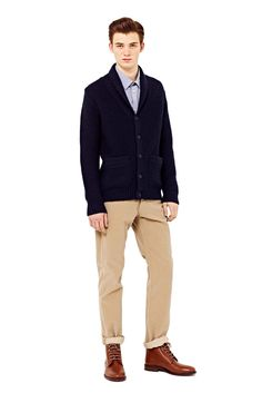 A.P.C.   Fall 2012 Menswear Collection   Style.com