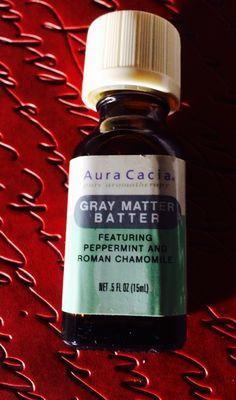 Grey Matter Batter luv it!