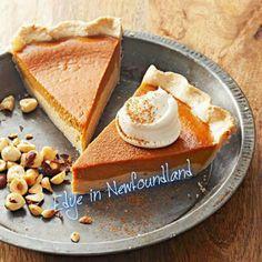 Dulce de Leche Hazelnut Pumpkin Pie     DULCE DE LECHE HAZELNUT PUMPKIN PIE  Makes: 8 servings  1 (8 oz) cream cheese, softened 4 tbsp dulce...