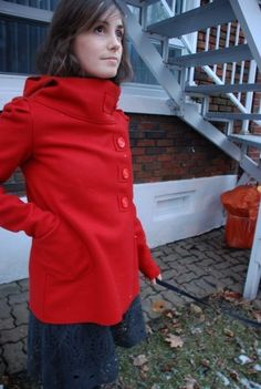 SALE 50 OFF The Normanville Jacket by LittleHouses on Etsy