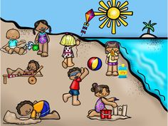 Kidz Learn Language: What Kinds of Questions Can You Answer? This post on the Kidz Learn Language blog has two free Wh question games/activities for you to prevent summer language slide.