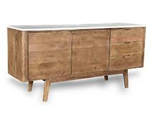 Shop online our compact bedside tables that are made from the finest sustainably grown walnut, mango & acacia by small communities of craftsmen who love working with wood. Sideboard Furniture, Modern Sideboard, Table Furniture, Buy Sofa, Stylish Beds, Sustainable Furniture, Sofa Upholstery, Contemporary Sofa, 2 Seater Sofa