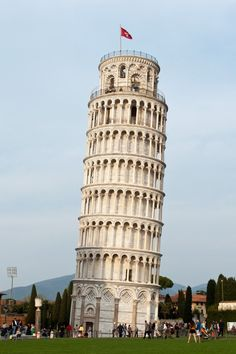 The Leaning Tower of Pisa | The Travelbunny