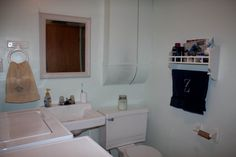 bathroom laundry room combo pictures | Home Sweet Home: Laundry Room-2nd Bathroom Combo