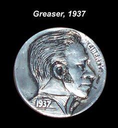 Adam Leech - Greaser, 1937