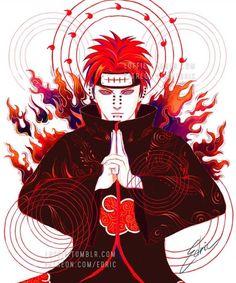 Deva Pein Naruto Sketch by luffie on DeviantArt Naruto Uzumaki Shippuden, Naruto Shippuden Sasuke, Anime Naruto, Yahiko Naruto, Boruto, Pain Naruto, Naruto And Sasuke Wallpaper, Wallpaper Naruto Shippuden, Naruto Supreme