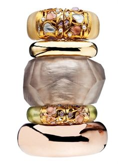 the many dimensions of Alexis Bittar including Lucite Lux®