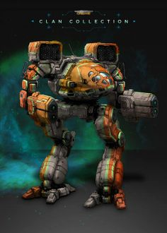 MechWarrior Online: Timberwolf (MadCat)  Everyone's favorite.