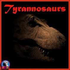 "Dinosaurs Tyrannosaurs - ""The Tyrant Lizards"" - More than just an informative PowerPoint presentation, this educational package contains a few higher level thinking activities to engage the students. You will learn what characteristics define a tyrannosa Elementary Science, Science Education, Elementary Schools, Upper Elementary, Science Lessons, Science Activities, Classroom Activities, Creative Teaching, Teaching Ideas"