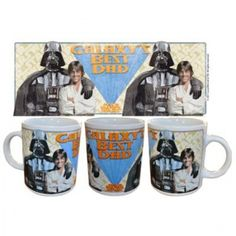 Galaxy's best dad - taza ceramica - star wars - 9,95€