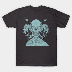 Indian skull green - Skull Design - T-Shirt Indian Skull, Skull Design, Green, Mens Tops, T Shirt, Tee, Tee Shirt