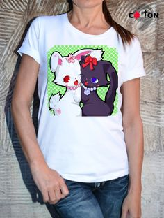 New Collection Little Pussy Cotton Tshirt / Animal by Cotton9