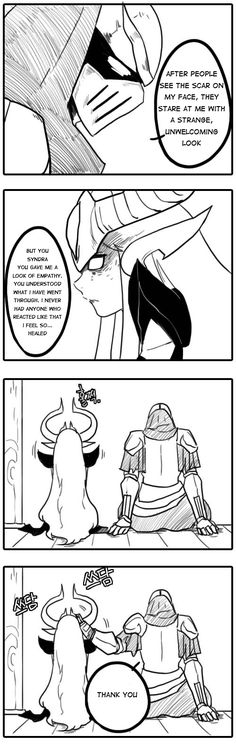 Zed X Syndra (English Translated) - Album on Imgur