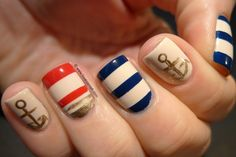 Do It Yourself Fancy Nail Art