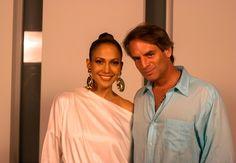 J-Lo Jennifer Lopez at The Temple House with Daniel Davidson #thetemplehouse #celebrityoasis
