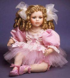 Porcelain Dolls A porcelain doll for you! hold her & love her true! Victorian Dolls, Antique Dolls, Vintage Dolls, Madame Alexander, Bjd, Little Girl Dresses, Flower Girl Dresses, August Holidays, Chibi