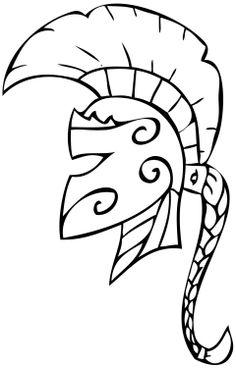 Female Warrior Helmet [PNG – 1024×1600]