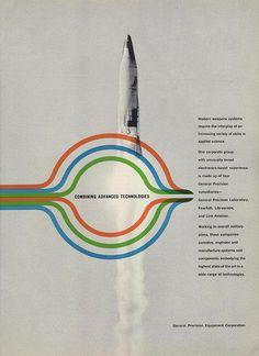 magazine ad by Gaynor  Ducas (1959)