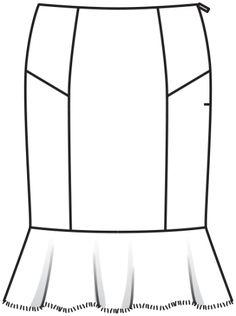 Skirt BS 2/2014 104