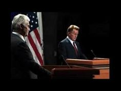 One of the best West Wing moments EVER - and there's so many to choose from!