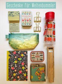 Geschenke für Weltenbummler, Geschenkideen von loretta cosima, Concept Store in Wien, www.lorettacosima.at Shampoo, Convenience Store, Paper Mill, Gifts, Decorations, Nice Asses