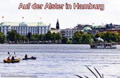 Hamburg erleben - mit dem Schiff auf der Alster: http://www.sehenswuerdigkeiten-in.hamburg/insidertipps/hamburg-erleben