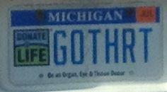 Got Heart? Donate your organs.