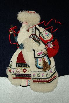 Nordic Christmas (embroidery)