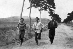 Maratón en los primeros Juegos Olímpicos