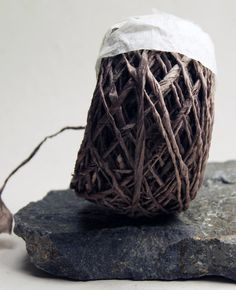 EcoTwist  Earth Friendly Paper Twine  Sequoia  Brown 8 yards  $4