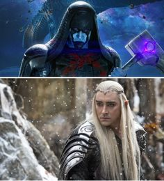 The ultimate question: Lee Pace - Is he Blue & Black or is he White & Gold?
