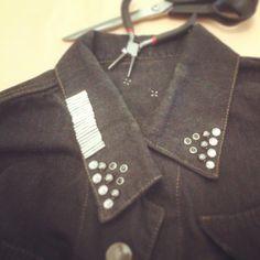 Nova jaqueta em produção!!!
