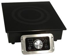 1800W Commercial Induction (Built-In) - contemporary - gas ranges and electric ranges - Sunpentown
