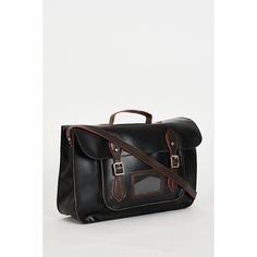 Satchel Bag In Black