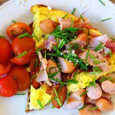 Æggekage må være en af grundstenene i den danske madkultur. Den må være blevet…